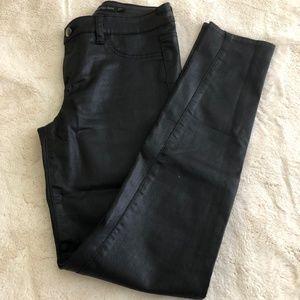 Calvin Klein Shine Black Jeans Legging